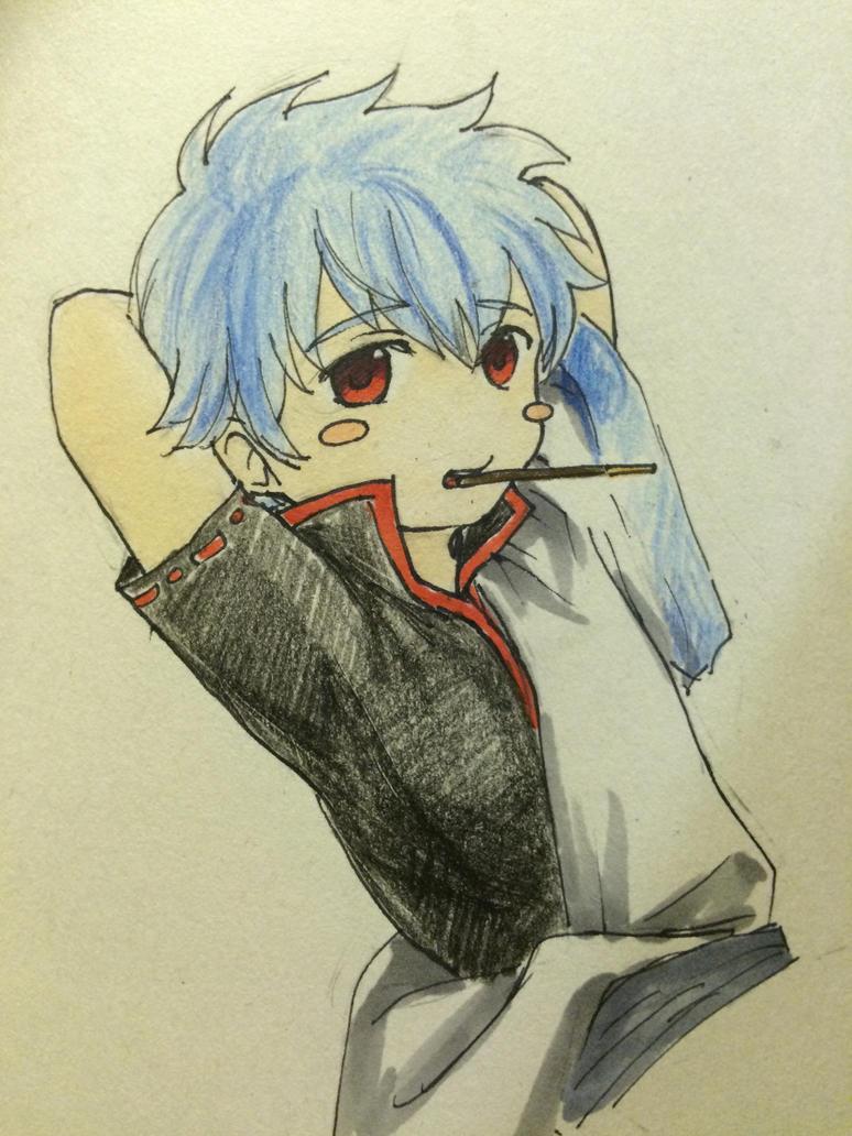 Pocky by ninjaorangexD