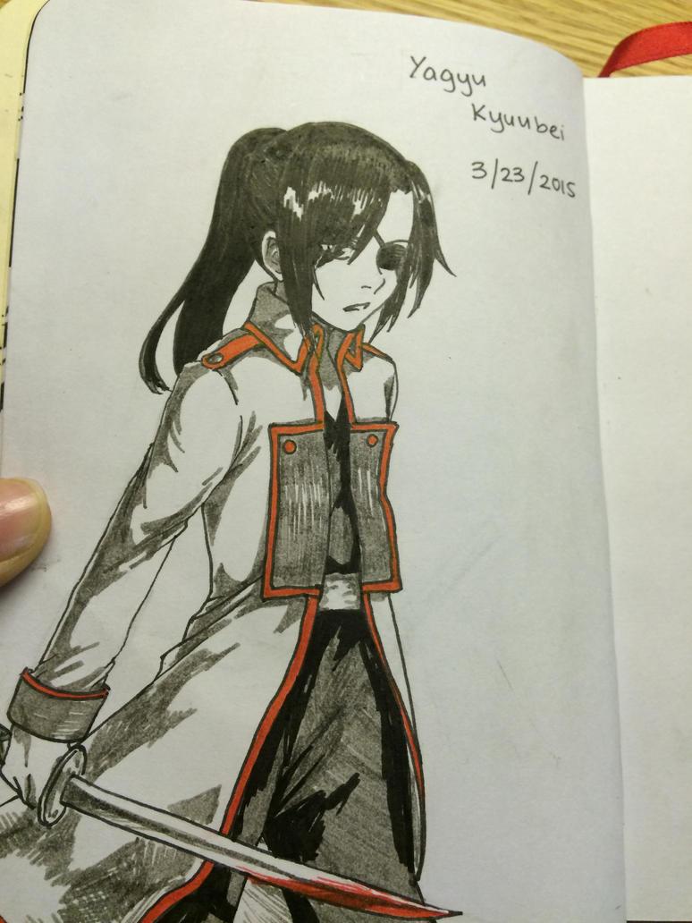 kyubei by ninjaorangexD