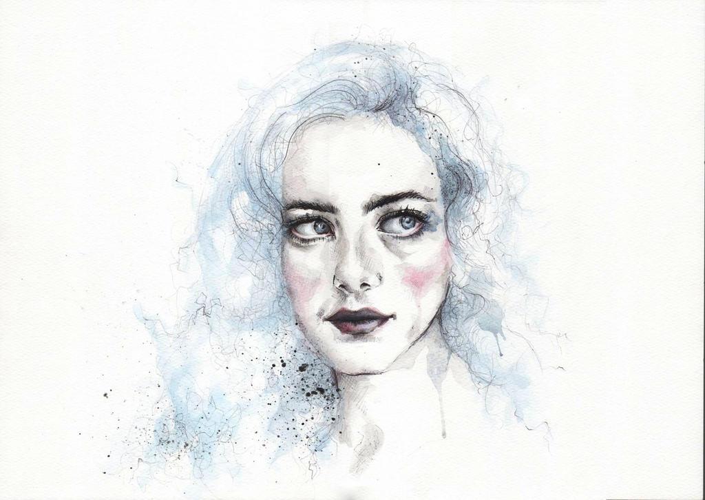 Blue by SophiaViolette