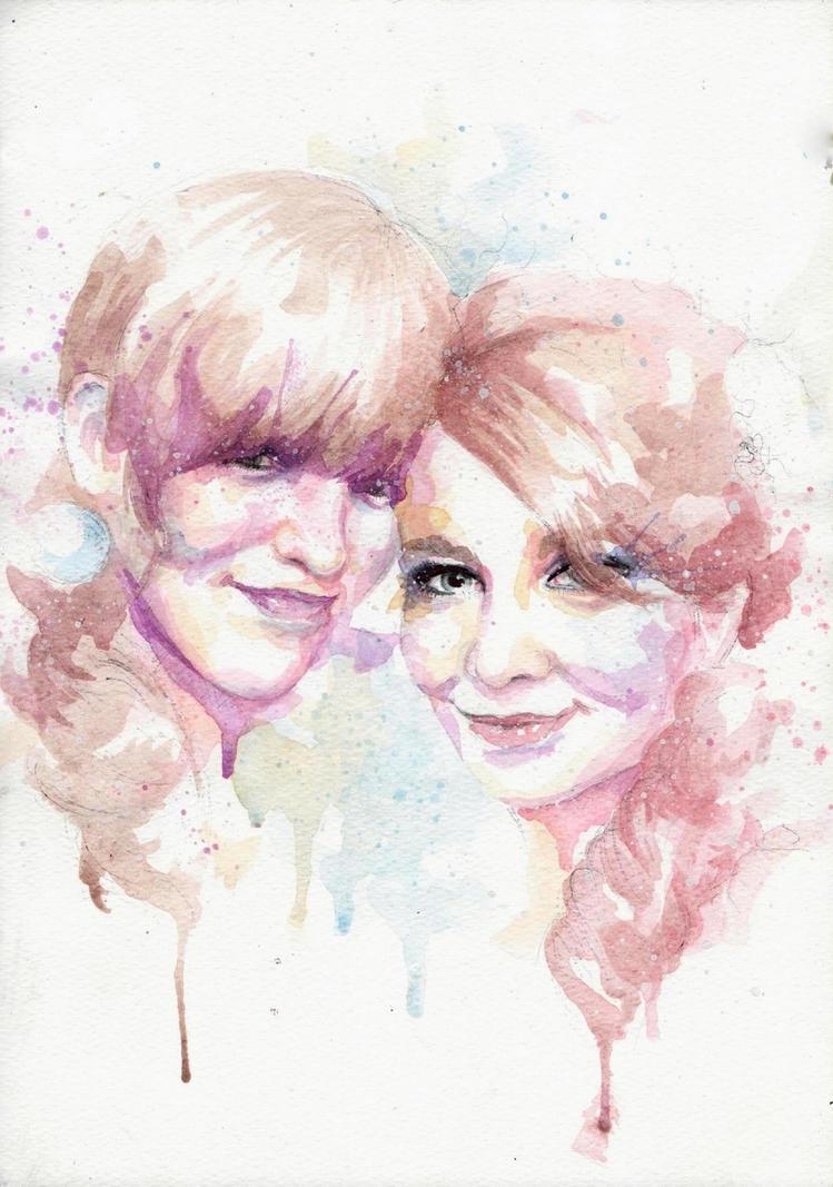 Friends by SophiaViolette