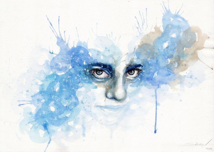 Open Your Eyes by SophiaViolette