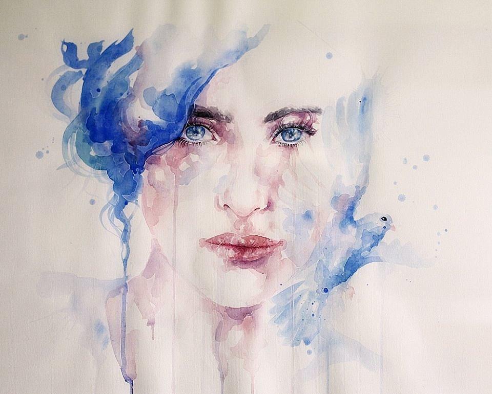 My dove by SophiaViolette