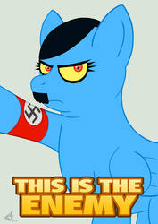 Pony Propaganda by curtsibling