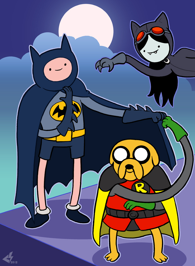 I'm The Globdamn Bat Finn by curtsibling