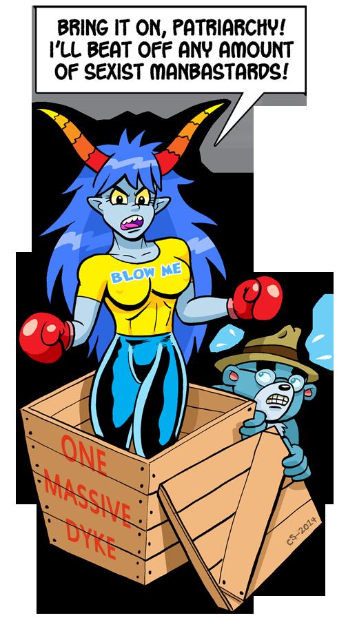 The Box Troll