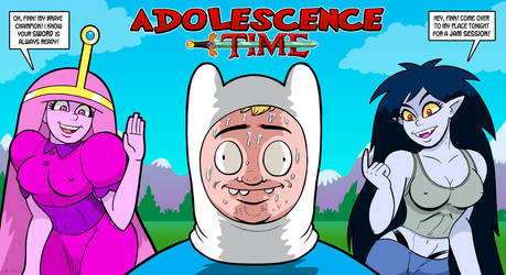 Adolescence Time by curtsibling