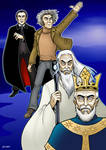 Tribute To Christopher Lee