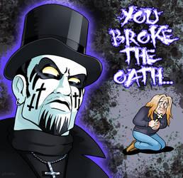 You Broke The Oath