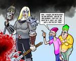 Metal Versus Social Justice