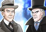 Holmes And Moriarty