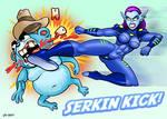 Serkin Kick