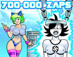 700,000 Zaps