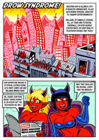 Scorch Drow Syndrome Page 1 by curtsibling