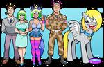 Horsetrap Family