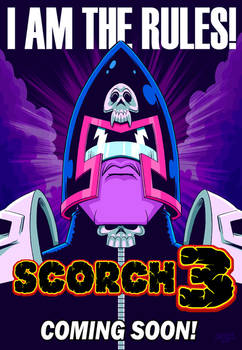 Scorch 3 Poster