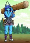 Trollbabe Engineer