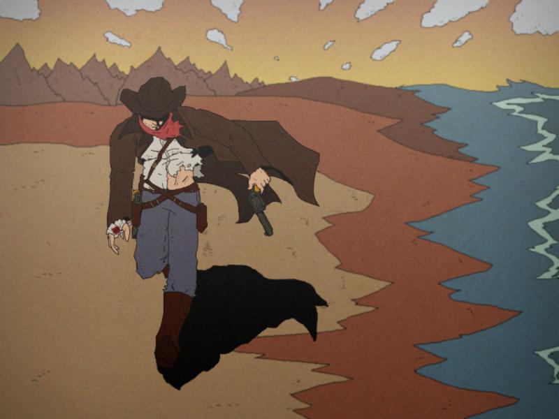 Roland, The Gunslinger by Nekosxe