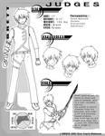 Brett - Character Sheet