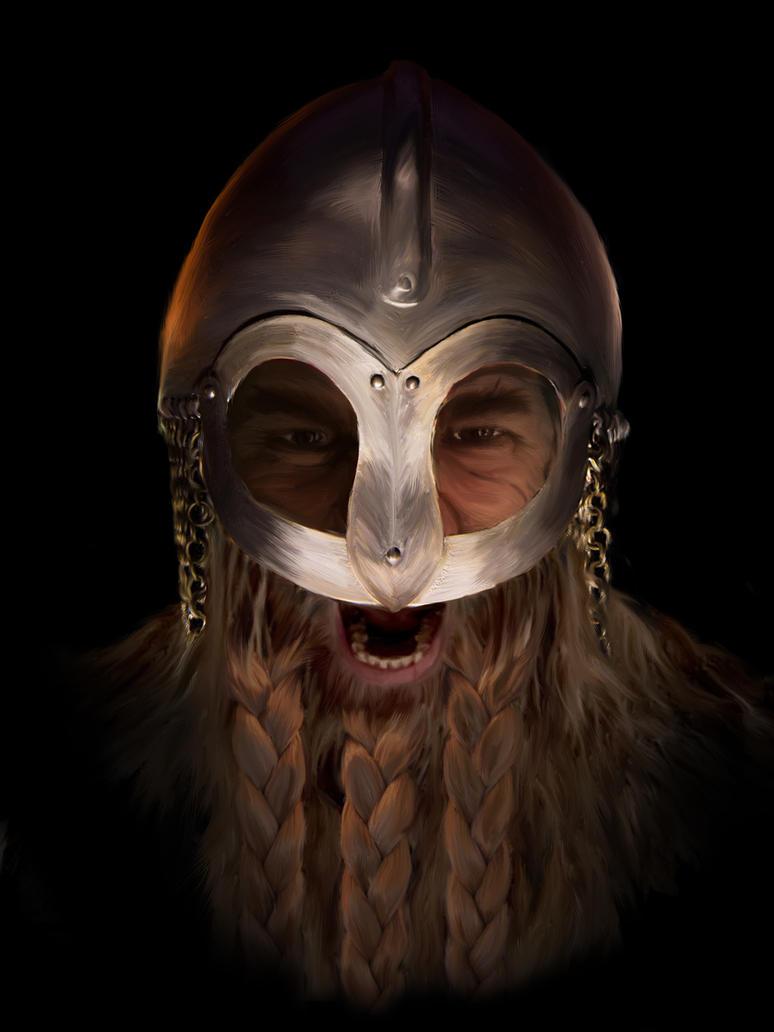 Orks vs. Zwerge 3 - Promo WIP - Der Zwerg by tomorgel
