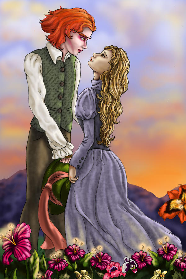 Alice's Return by Sierryberry on DeviantArt