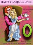 Alice in Wonderland RELEASE