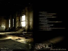 Pail - towards nowhere by JirkoArt
