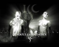 IN STRICT CONFIDENCE by JirkoArt