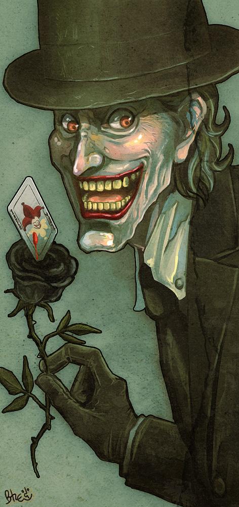 Joker by bhebbo