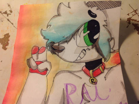 WaterColour Rai