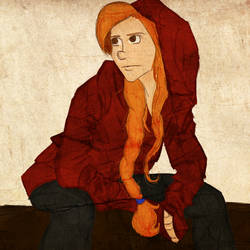 Tough Cookie (Ginny)