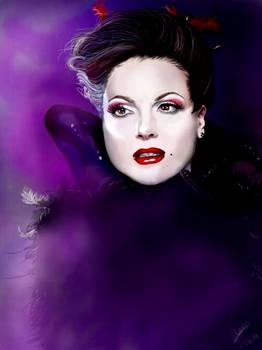 The 'evil queen'