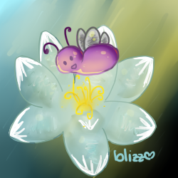 Orchid Flyyy by blizzardfoot