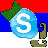 Skajp logo 2 Srbin - Opanci i sajkaca by Sekac