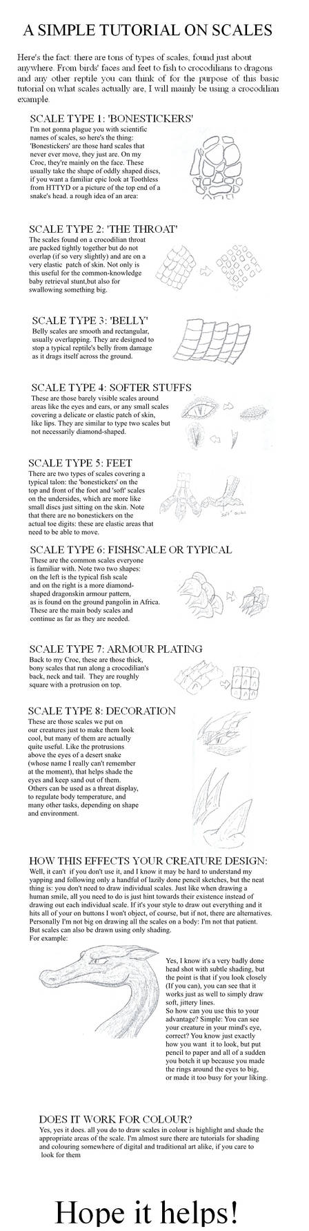Scale Type Tutorial