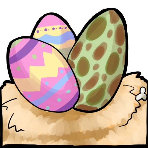 Eater Eggs by destructoPop