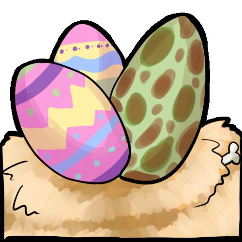 Eater Eggs by destructoPop