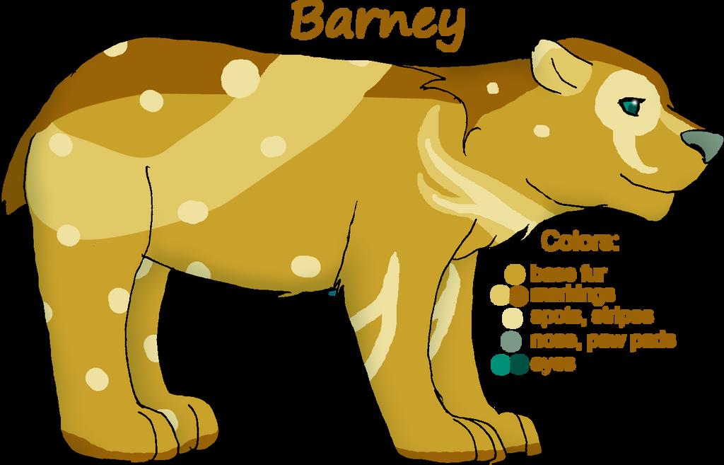 Barney By Murloc82-dc7joyt by destructoPop