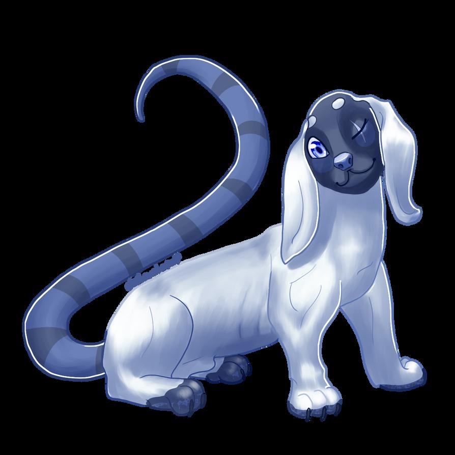 Long Pup by destructoPop