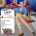 Oliver Clark by destructoPop