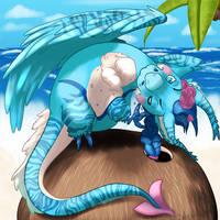 Seabreeze - Head Scratcher by destructoPop
