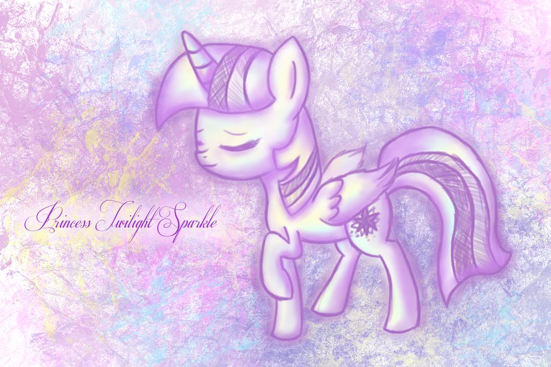 Princess Twilight Sparkle by xLilian