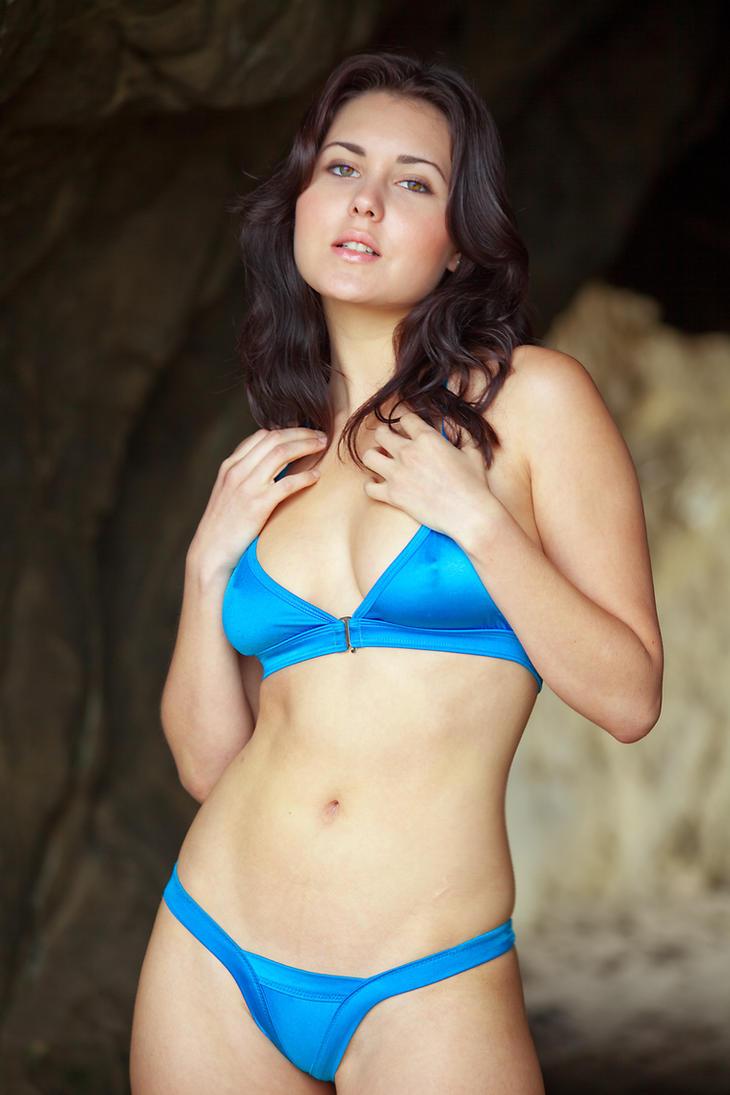 Bailey bikini 01 by DR0ck