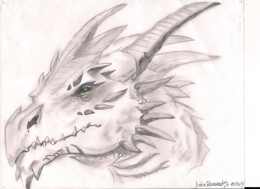 Dragon Head -scan- by wolfishdragon16 on DeviantArt