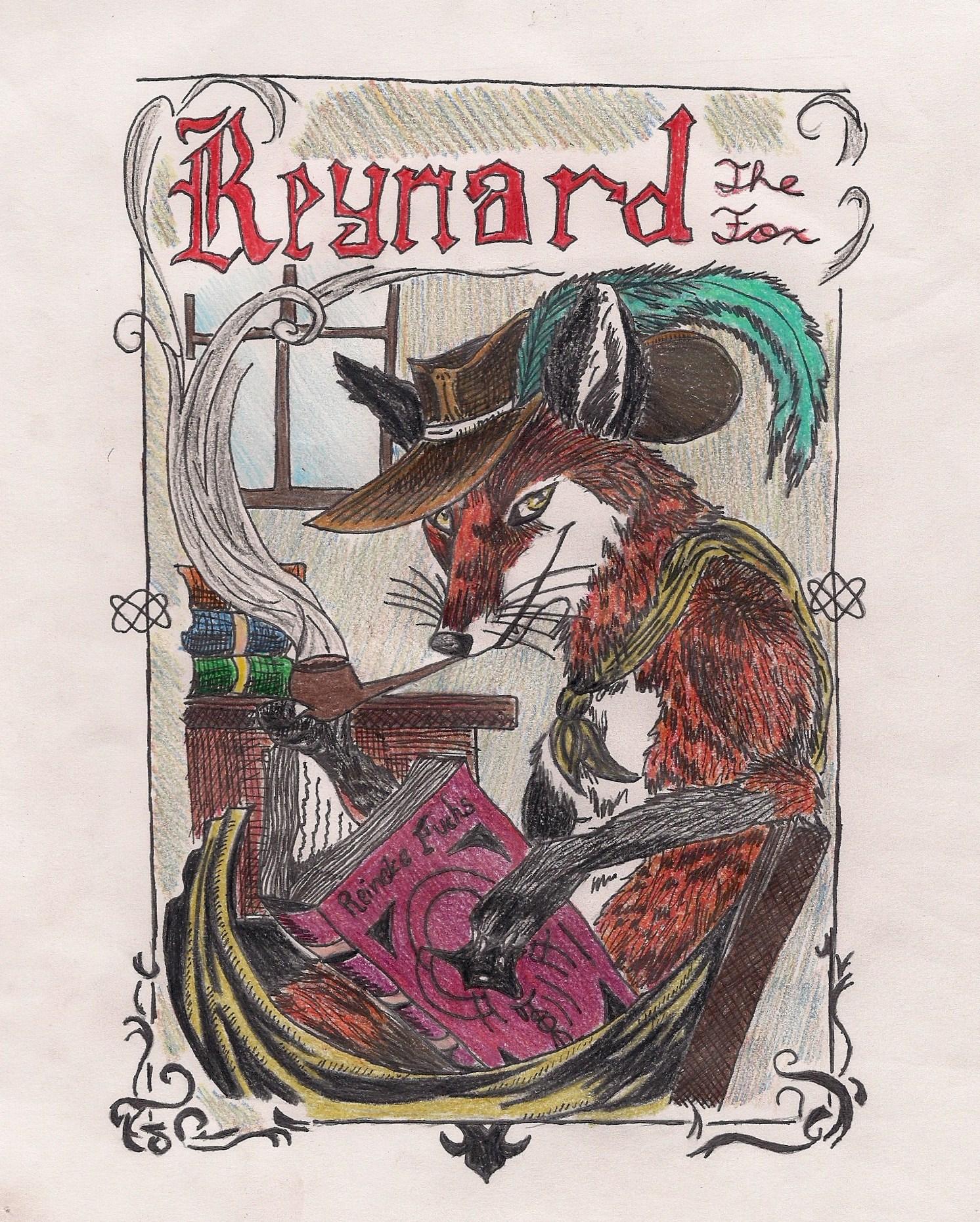 Reynard The Fox The Magicians Gif Cat