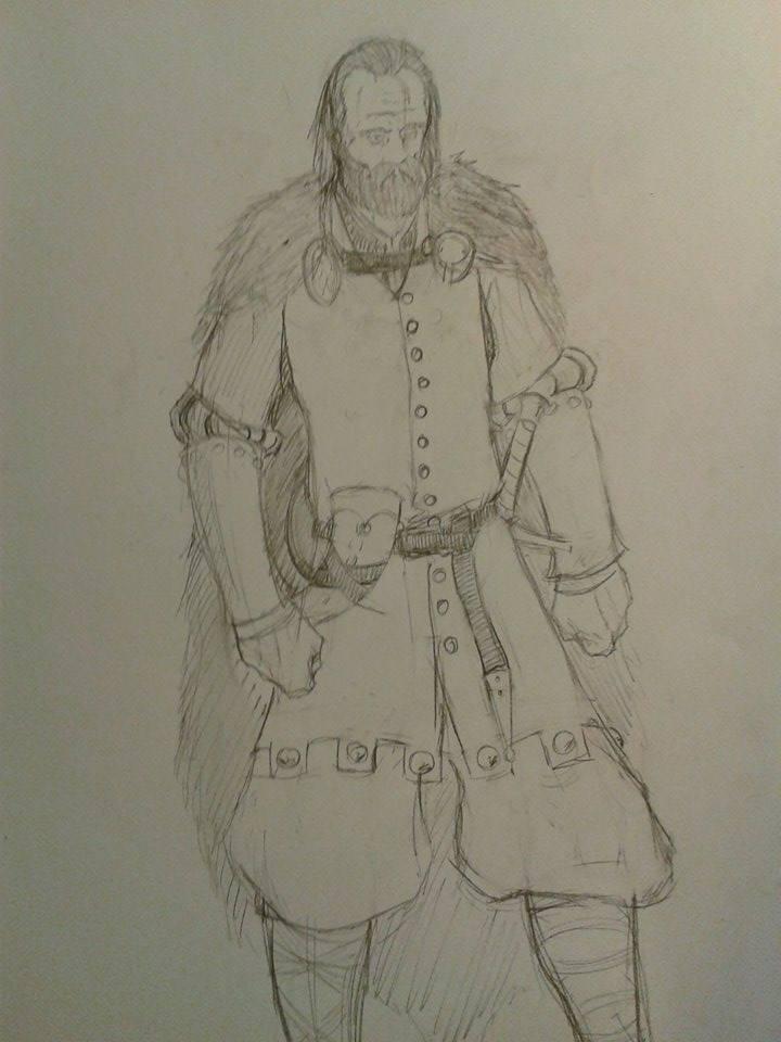 Boromir by pannekagan