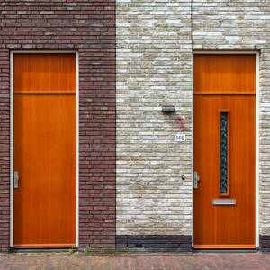 two doors by fotominimalist
