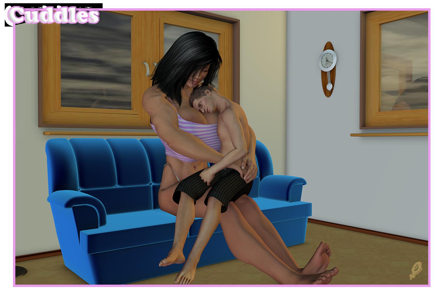 3d mini giantess naked comic