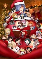 Merry Smishmas and a Joyful New Year by Aliessa