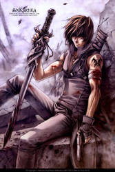 Cool Anime Character