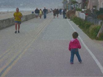 Boardwalk by jasonito